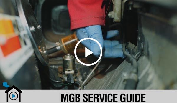 MGB Service Guide